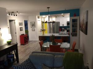 Newly renovated 2 Bedroom, 2 Bathroom Condo in Clayton Park