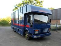 Iveco-Ford Horsebox