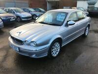 Jaguar X-TYPE 2.5 V6 ONLY 86K LONG MOT SEPTEMBER 17 & VERY CLEAN EXAMPLE