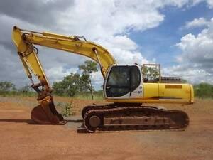 WET/DRY Hire Sumitomo 29T Excavator Mundaring Mundaring Area Preview