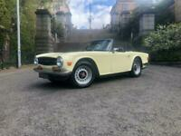1995 Triumph TR6 Convertible Petrol Manual