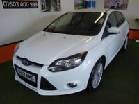 Ford Focus 1.6 TI-VCT ( 105ps ) 2012MY Zetec