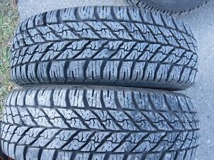 Winter Good Year Ultra GriP Tires and Rims 195-55-15