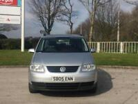 2005 Volkswagen Touran 1.9 TDI SE 5dr (7 Seats)