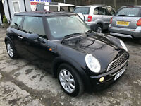 52 REG Mini One BLACK