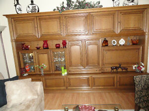 German wall unit