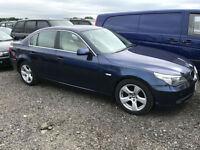 2007 BMW 520 2.0TD d SE