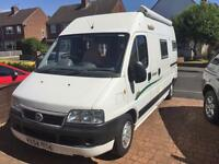 Trigano Tribute - 2 Berth Campervan For Sale