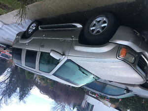 1999 Cadillac Escalade just broken in moter/tranny swap