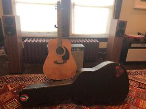Seagull S6 Cedar GT Acoustic Guitar