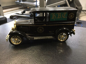 1928 Chevy Panel Truck Bank