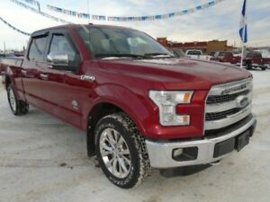 2015 Ford F-150 King Ranch w/Navigation, Remote Start, Heated...