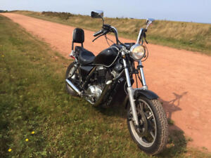 For sale. 1986 Honda Shadow 1100cc. Newly Inspected.