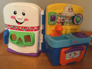 Play school Laugh and Learn Learning Kitchen