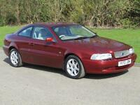 2001 Volvo C70 2.0T Manual Coupe 5 Cyl Turbo Petrol