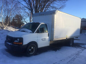 2005 GMC Other 16 feet cube van Other