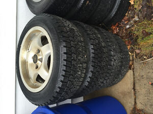 Honda Civic snow tires