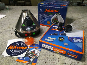 Volcano Brand new, used only 5 times