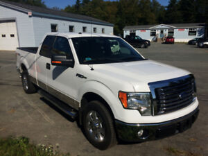 2010 FORD f-150 EXCAB 2-WHEEL DRIVE