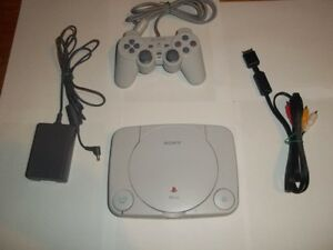 Console Sony PSONE PlayStation 1
