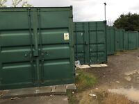 CONTAINERS TO RENT IN SWAN WASHINGTON 20FT BY 8FT RENT ONLY £20 PER WEEK GREAT LOCATION