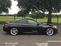 2014 14 BMW 6 SERIES 3.0 640D M SPORT GRAN COUPE 4D AUTO 309 BHP DIESEL