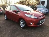 2008 Ford Fiesta 1.4TDCi Zetec Full Service History 2 Owners Long Mot 2 Keys