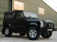 2005 LAND ROVER DEFENDER 90 TD5 XS COUNTY STATION WAGON 4X4 DIESEL