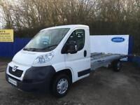 2014 Peugeot Boxer 2.2HDi 130 335 L3 Diesel Recovery Truck