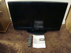 "Panasonic Viera LCD TV 32"" (was $175.00) firm price $150.00"