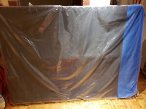 Free, never used double box spring
