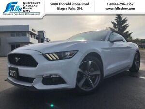 "2017 Ford Mustang V6  BLUETOOTH,V6,REMOTE START,18""ALLOYS"