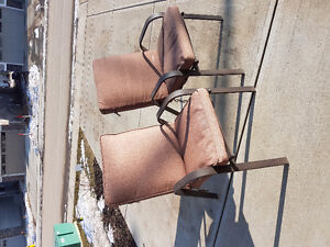 Free - Two Patio Chairs