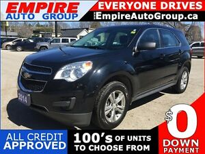 2014 CHEVROLET EQUINOX LS * POWER GROUP * BLUETOOTH * CRUISE CON