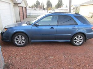 2007 Subaru Impreza Special Edition Hatchback