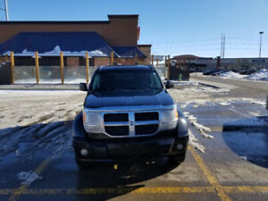 2007 Dodge Nitro, engine is good, needs some work, must sell