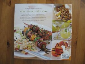 """Entertaining with the Seasons - A Year of Recipes"" (Hardcover) London Ontario image 2"