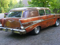 1957 chevy wagon