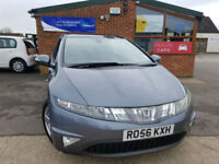 2007 Honda Civic 2.2i-CTDi ( 17in Alloys ) ES FULL SERVICE HISTORY