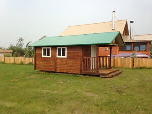 Two Lots for sale with two cabins Regina Regina Area image 7