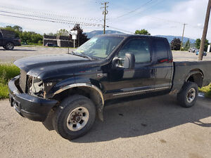 2000 F-250 Super Duty Lariat - Parting out