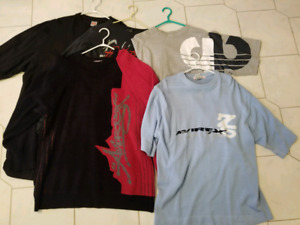 Mens Clothing Size XL - Avirex and Pelle Pelle