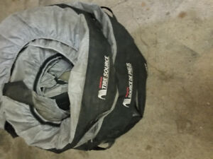 Honda tire storage bags 16 to 20 inch