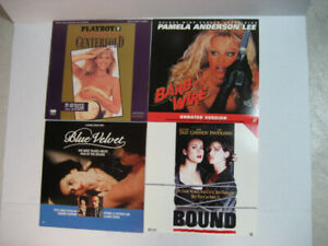 Laserdisc - Hot Titles