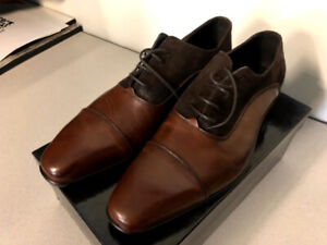 For Sale: BNIB Brown Leather Shoes - Size 11