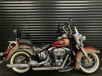 2009 Harley-Davidson FLSTC Softail Heritage *1584cc 6 Speed*