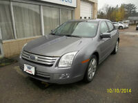 2007 FORD FUSION SE   CERTIFIED