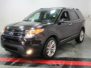 2014 Ford Explorer Limited   - Heated Seats -  Cooled Seats - NA