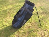 Ping golf carry bag with stand