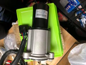 Transfer case motor